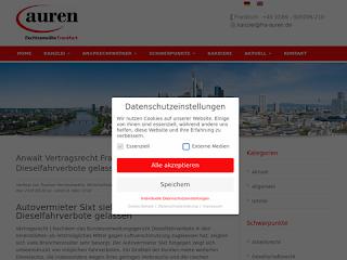 Anwalt Vertragsrecht Frankfurt Sixt Sieht Mögliche