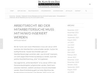 https://anwaltsblogs.de/postimg/http://kluth-zech.de/arbeitsrecht-bei-der-mitarbeitersuche-muss-mit-m-w-d-inseriert-werden?size=320
