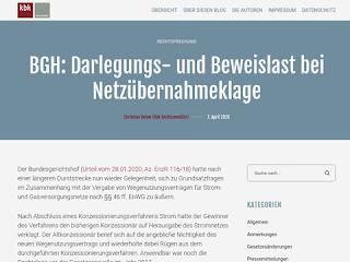 https://anwaltsblogs.de/postimg/http://www.energienetzrecht.de/2020/04/07/bgh-darlegungs-und-beweislast-bei-netzuebernahmeklage?size=320