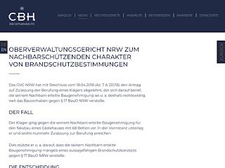 https://rechtsuniversum.de/postimg/http://www.cbh.de/News2/Bau-Immobilien/2018/Oberverwaltungsgericht-NRW-zum-nachbarschuetzenden-Charakter-von-Brandschutzbestimmungen?size=320