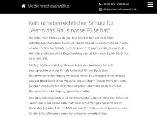 https://rechtsuniversum.de/postimg/http://www.medienrechtsanwaelte.de/newsreader-38/kein-urheberrechtlicher-schutz-fuer-wenn-das-haus-nasse-fuesse-hat.html?size=320