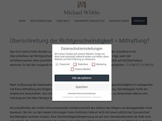 https://rechtsuniversum.de/postimg/http://www.wuebbe-rechtsanwalt.de/ueberschreitung-der-richtgeschwindigkeit-mithaftung?size=320