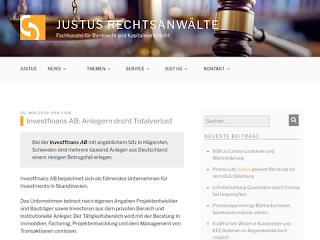 https://anwaltsblogs.de/postimg/https://kanzleimitte.de/investfinans-ab-anlegern-droht-totalverlust?size=320