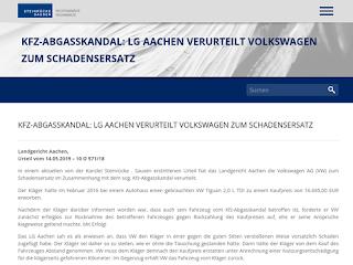 https://anwaltsblogs.de/postimg/https://steinruecke-sausen.de/kfz-abgasskandal-lg-aachen-verurteilt-volkswagen-zum-schadensersatz?size=320