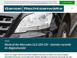 https://anwaltsblogs.de/postimg/https://www.gansel-rechtsanwaelte.de/schlagzeile/rueckruf-mercedes-glk-220-cdi-daimler-versinkt-im-abgasskandal?size=320