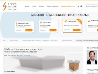 https://anwaltsblogs.de/postimg/https://www.it-recht-kanzlei.de/lizenzierung-gebrauchte-verpackungen.html?size=320
