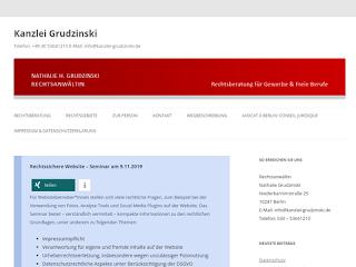 https://anwaltsblogs.de/postimg/https://www.kanzlei-grudzinski.de/rechtssichere-website-seminar-9-11-2019?size=320