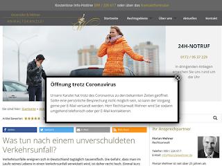 https://anwaltsblogs.de/postimg/https://www.kanzleiwehner.de/2019/07/was-tun-nach-einem-unverschuldeten-verkehrsunfall?size=320