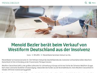 https://anwaltsblogs.de/postimg/https://www.menoldbezler.de/de/aktuelles/menold-bezler-beraet-beim-verkauf-von-westiform-deutschland-aus-der-insolvenz?size=320