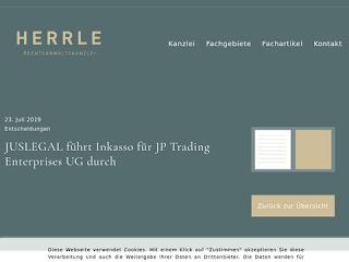 https://anwaltsblogs.de/postimg/https://www.ra-herrle.de/juslegal-fuehrt-inkasso-fuer-jp-trading-enterprise-ug-durch?size=320