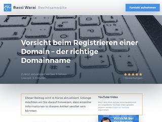 https://anwaltsblogs.de/postimg/https://www.rechtsanwaltskanzlei-warai.de/domainrecht/vorsicht-beim-registrieren-einer-domain-der-richtige-domainname?size=320