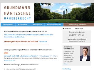 https://anwaltsblogs.de/postimg/https://www.urheberrecht-leipzig.de/rechtsanwalt-alexander-grundmann.html?size=320