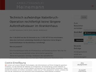 https://rechtsuniversum.de/postimg/https://raheinemann.de/technisch-aufwaendige-nabelbruch-operation-rechtfertigt-keine-laengere-aufenthaltsdauer-im-krankenhaus?size=320