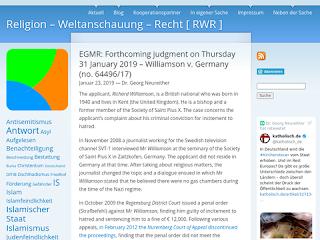 https://rechtsuniversum.de/postimg/https://religion-weltanschauung-recht.net/2019/01/23/egmr-forthcoming-judgment-on-thursday-31-january-2019-williamson-v-germany-no-64496-17?size=320