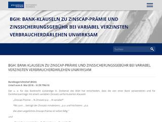 https://rechtsuniversum.de/postimg/https://steinruecke-sausen.de/bgh-bank-klauseln-zu-zinscap-praemie-und-zinssicherungsgebuehr-bei-variabel-verzinsten-verbraucherdarlehen-unwirksam?size=320