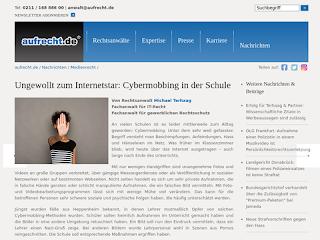 https://rechtsuniversum.de/postimg/https://www.aufrecht.de/beitraege-unserer-anwaelte/medienrecht/cybermobbing-schule.html?size=320
