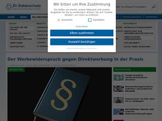 https://rechtsuniversum.de/postimg/https://www.datenschutzbeauftragter-info.de/der-werbewiderspruch-gegen-direktwerbung-in-der-praxis?size=320