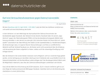 https://rechtsuniversum.de/postimg/https://www.datenschutzticker.de/2019/04/darf-eine-verbraucherschutzzentrale-gegen-datenschutzverstoesse-klagen?size=320