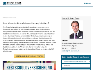 https://rechtsuniversum.de/postimg/https://www.db-anwaelte.de/restschuldversicherung-vorsicht-vor-der-abzocke?size=320