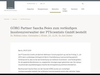 https://rechtsuniversum.de/postimg/https://www.goerg.de/de/aktuelles/veroeffentlichungen/09-07-2019/goerg-partner-sascha-feies-zum-vorlaeufigen-insolvenzverwalter-der-ptscientists-gmbh-bestellt?size=320