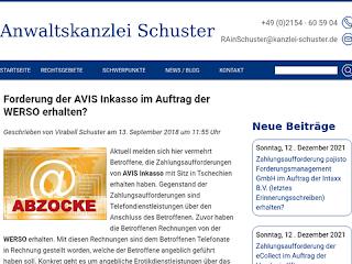 https://rechtsuniversum.de/postimg/https://www.kanzlei-schuster.de/2018/09/forderung-der-avis-inkasso-im-auftrag-der-werso-erhalten?size=320