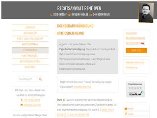 https://rechtsuniversum.de/postimg/https://www.ra-iven.de/ratgeber_eigenbedarfuebersicht.html?size=320