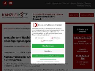 https://rechtsuniversum.de/postimg/https://www.ra-kotz.de/wurzeln-vom-nachbargrundstueck-beseitigungsanspruch.htm?size=320