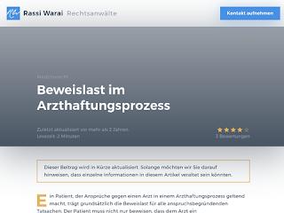 https://rechtsuniversum.de/postimg/https://www.rechtsanwaltskanzlei-warai.de/hinweise/beweislast-im-arzthaftungsprozess?size=320